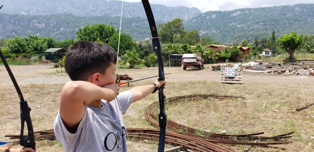 Set your sights on an Olive Grove Adventure